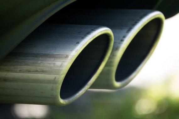 Überprüfung KFZ Auspuff und Abgasanlage bei KFZ & Reifendienst Bachmann